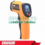 low price and high quality digital non-contact GM550 Infrared Thermometer With Laser Point