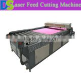 garment laser cutting machine/cloth cutting machine/laser equipment NEW! Automatic Feed Hobby Laser Cutting Machine