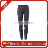 sport wear dark grey yoga pant activewear wholesale male female sex picture