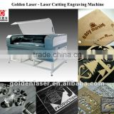 Acrylic,wood,paper cardboard shapes cutting laser machine price