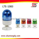 5W red green led rotary traffic cone warning light LTE-1083