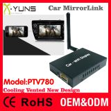 OEM service Car Mirroring box Miralink for Android6.1 Airplay IOS10.1 for HDMI Audio Video CVBS output