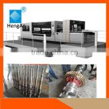pvc plastic card die cutting machine china famous brand hand safe guard