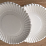 Hot sell 7inch disposable paper plate