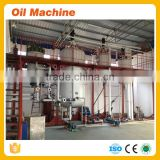 Factory supply crude cotton oil refining equipment machine price palm oil mill with FOB price