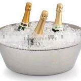 Big size stainless steel ice champagne cooler