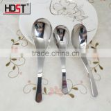Heavy weight High Quality Stainless Steel Soup Spoon, Coffee Spoon, Serving Spoon, Set of 3