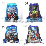 New design school bag The AVENGERS mochila school backpack have 4 design bags