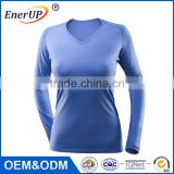 Warm and comfortable Ladies thermal underwear Long Johns for outdoor sports wear