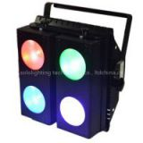 4X80W RGB COB LED Audience Light