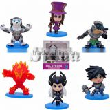 Hot custom pvc League of Legends action figure LOL game character plastic toys with lowest price/Hot sale toy for kids