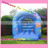 Under the sea inflatable bouncy house