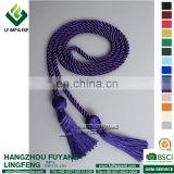 Graduation Honor Cord-Dark Purple