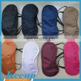 Promotional Custom made China cheap satin sleep eye mask