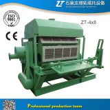 the latest design paper pulp egg tray machine ZT-4X8 +86 17732864799
