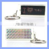 Solar Powered Keychain Name with 51 x 19mm Picture