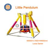 Zhongshan amusement fun rides small and Little pendulum ride for sale swing and rotating