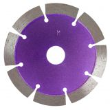 114mm Popular Granite Dry Cutting Saw Blade