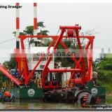 Lower price sand dredger for Nigeria