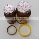high quality aluminium foil seal bottle cap liner for glass /plastic container