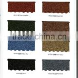 New arrival !!!! Stone Coated Metal Roof Tiles & Roof Shingles