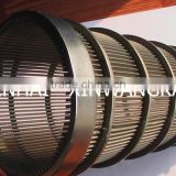 welded sieve hydraulic cylinder for filtration