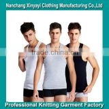 Wholesale Dri Fit Men Tank Tops at Low Factory Price Bulk Custom Stringer Tank Tops from China