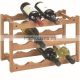 Wooden Wine Holder Bottle Rack, Wine Display Stand, Single Bottle Wine Rack                                                                         Quality Choice
