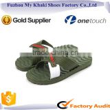 Latest design fuzhou factory wholesale OEM flip flop for man boy                                                                         Quality Choice