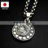High quality and traditional sterling silver necklace pendant for Fashionable made in japan , Other pendants also available