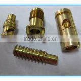 2014 new priducts customized excellent performance manufacturer CNC lathe pieces /CNC lathe turning pieces parts