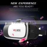 Factory Supply 3D Head Mount VR Box With Heat Dissipation 2rd Generation Virtual Reality Glasses &