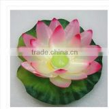 Festival Christmas Valentine's Day Lotus Flower Wishing Lamp Floating Water Light