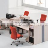 Modern Hotsale Workstation China Manufacturer Panel Office Furniture Modular Office Call Center Partition(SZ-WS317)