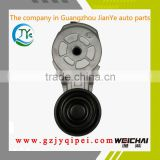 China cheap and high quality LMEMA-1002450 Weichai engine parts chery Belt tension pulley