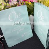 Eco-friendly Custom design Beautiful Facial Mask Packaging Bag
