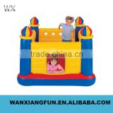 2016 high quality New Bouncy Castles /inflatable castle slide and jump for kids and hire baby chile toy                                                                         Quality Choice