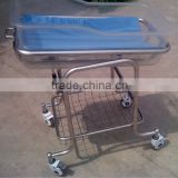 Stainless steel baby bed Deluxe neonatal bed hospital Baby Club