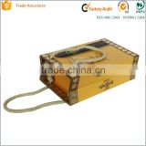 Eco-friendly High Quality Wholesale cardboard cohiba cigar box