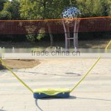Badminton Game set, Badminton net with rackets and shuttlecocks