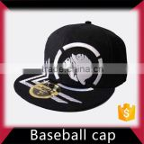 Promotional logo printed cheap custom softtextile suede baseball cap