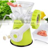 Multipurpose manual meat grinders, wringer, home ingredients machine, meat mincing machine