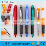 Advertising stationery ballpen,mechanical pencils with eraser
