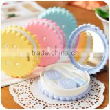 lovely and beautiful Biscuit contact lenses box
