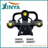 XINYA D-type 7.5hp high pressure piston belt-driven air compressor part compressor head air pump(3080DT)