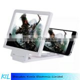 Top Quality Univesal 3D Screen Magnifier for Mobile Phone