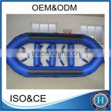 Durable inflatable floating rubber raft and river raft with self-bailing system for sale                                                                         Quality Choice