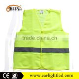 Chile Standard reflective cloth,KEEN Protective Reflective running vest traffic safety reflex fabric for reflecting vest                                                                         Quality Choice