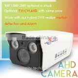 Vitevison surveillance brand HD 720p 1.3mp IR waterproof optional bullet CCD CVI AHD camera