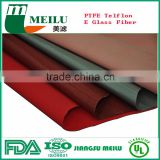 MEILU 3732 fiberglass fabric coated with PTFE Teflon